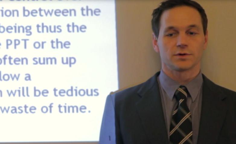 Uso eficaz del PowerPoint